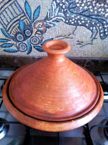 Tagine and Mosaic