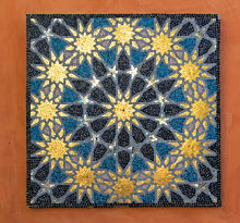beautiful mosaics at Casa Mosaica