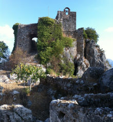 historic ruins in Gaucin