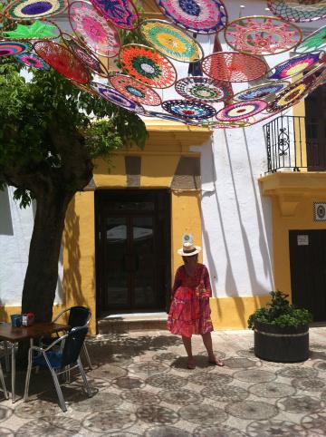 Semana Cultural - Crochet Art