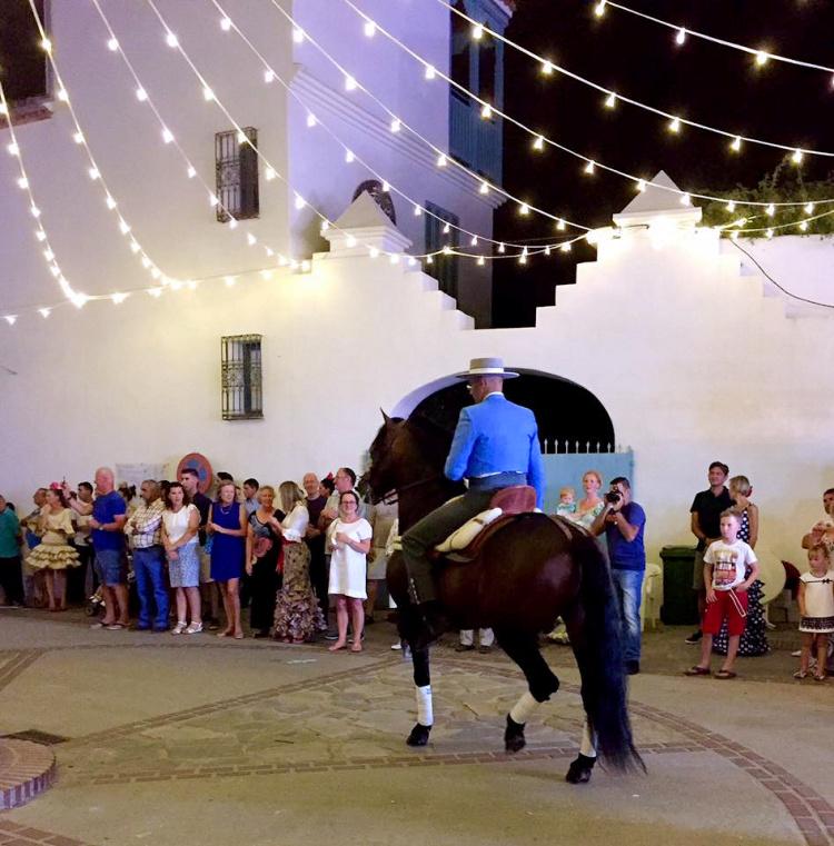 Gaucin Feria - horsmanship