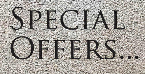 Special offers from Casa Mosaica rentals in Gaucin, Andalucia, Southern Spain